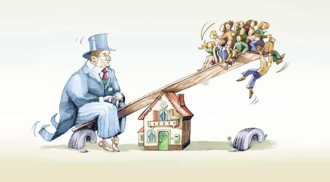 Korona, masat dhe pabarazia globale