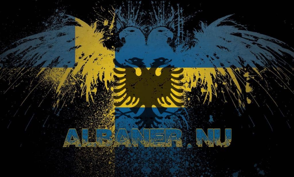 Shqiptarët në Suedi