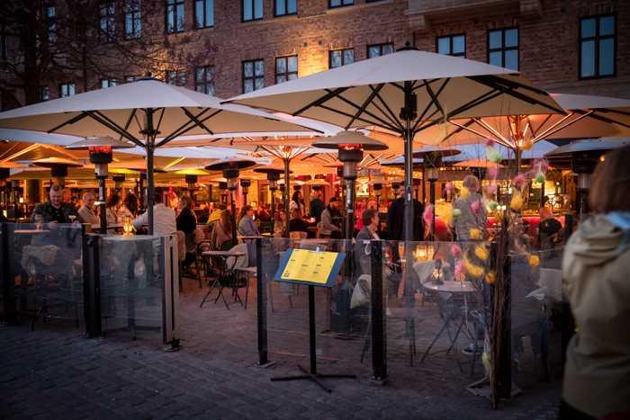 Qytetari: Suedezët Janë të Çmendur