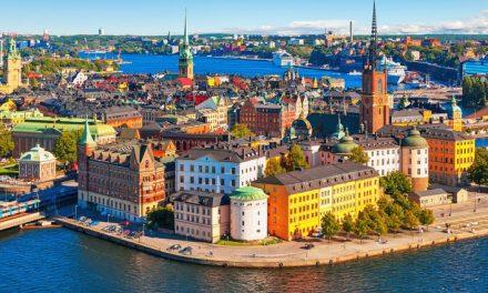 Hapat e parë drejt Suedisë