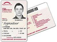 Karta LMA për azilkërkuesit