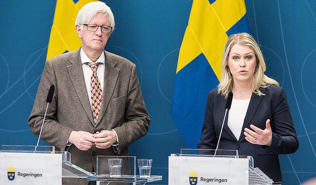 Zyra Suedeze e Shëndetit Publik ka vendosur të heq rekomandimin që njerëzit që janë 70 vjeç e lart duhet të shmangin kontaktet me të tjerët.