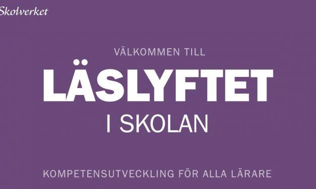 Përmes Lärarlyftet, ju si mësues mund të rrisni kualifikimet tuaja dhe të rrisni njohuritë tuaja mbi lëndën.