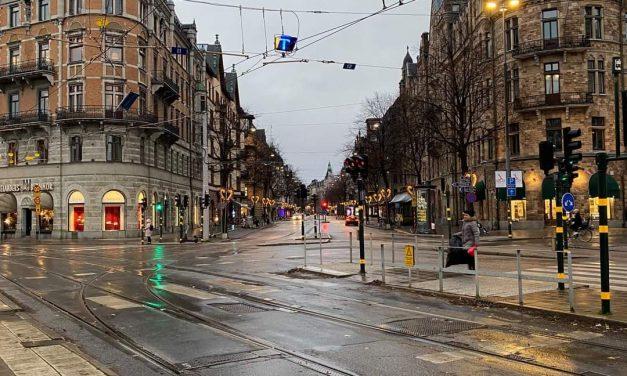"""Stockholmi në """"lockdown""""?"""